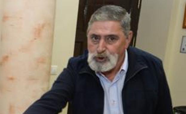 Juan José García, in a file image.