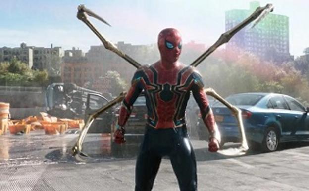 'Spider-Man: No Way Home' premieres on December 17.