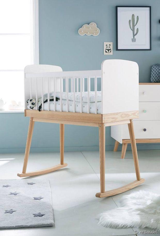 berceaux et lits bebes scandinaves