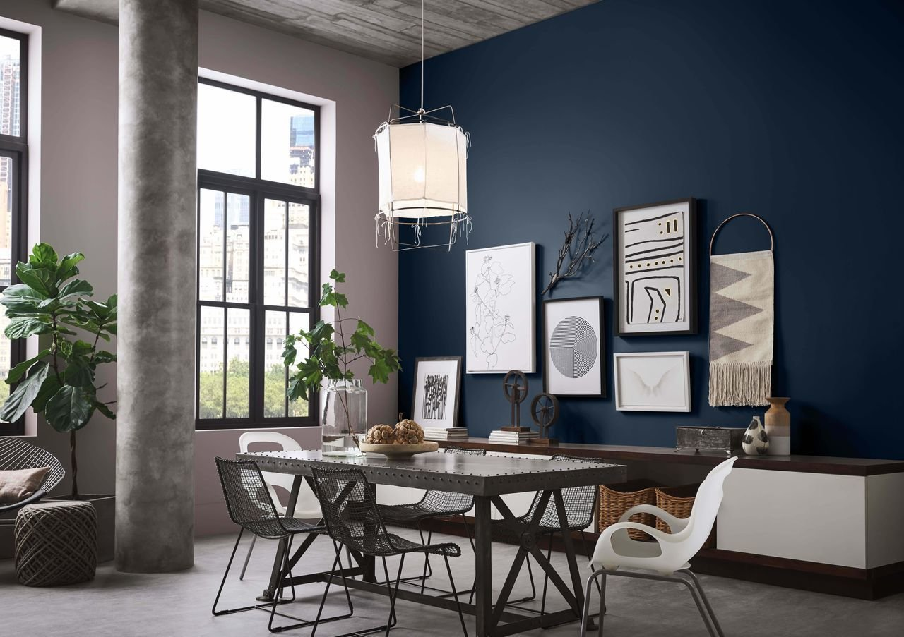Decorating With The Pantone Color Of The Year Classic Blue Mansion Global