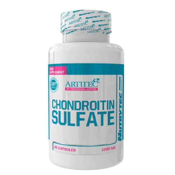 Artitec Sulfato de Condroitina de Nutrytec Sport en Huesos ...