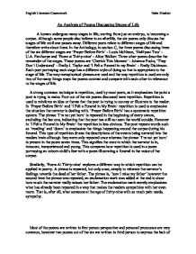 Poetic Essay Examples English Essays Book Essay Thesis Statement