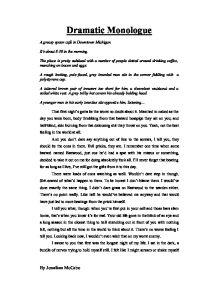 Dramatic Essay Dramatic Essay Academic Essay Dramatic Essay Mark