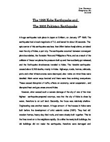 Essays On Earthquakes Effective Application Essay Tips For Essay Of