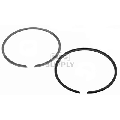 OEM Style Piston Rings for 78-95 Ski-Doo 437 & 463 twin