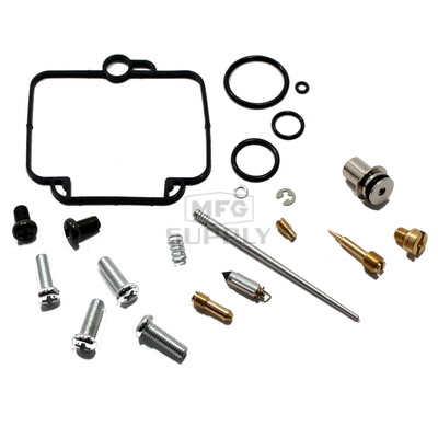 Complete ATV Carburetor Rebuild Kit for 97-09 Polaris