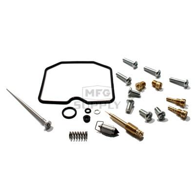 Complete ATV Carburetor Rebuild Kit for 02-07 Suzuki LT