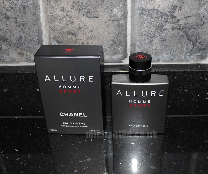 Chanel Allure Homme Sport Extreme  Michael 84