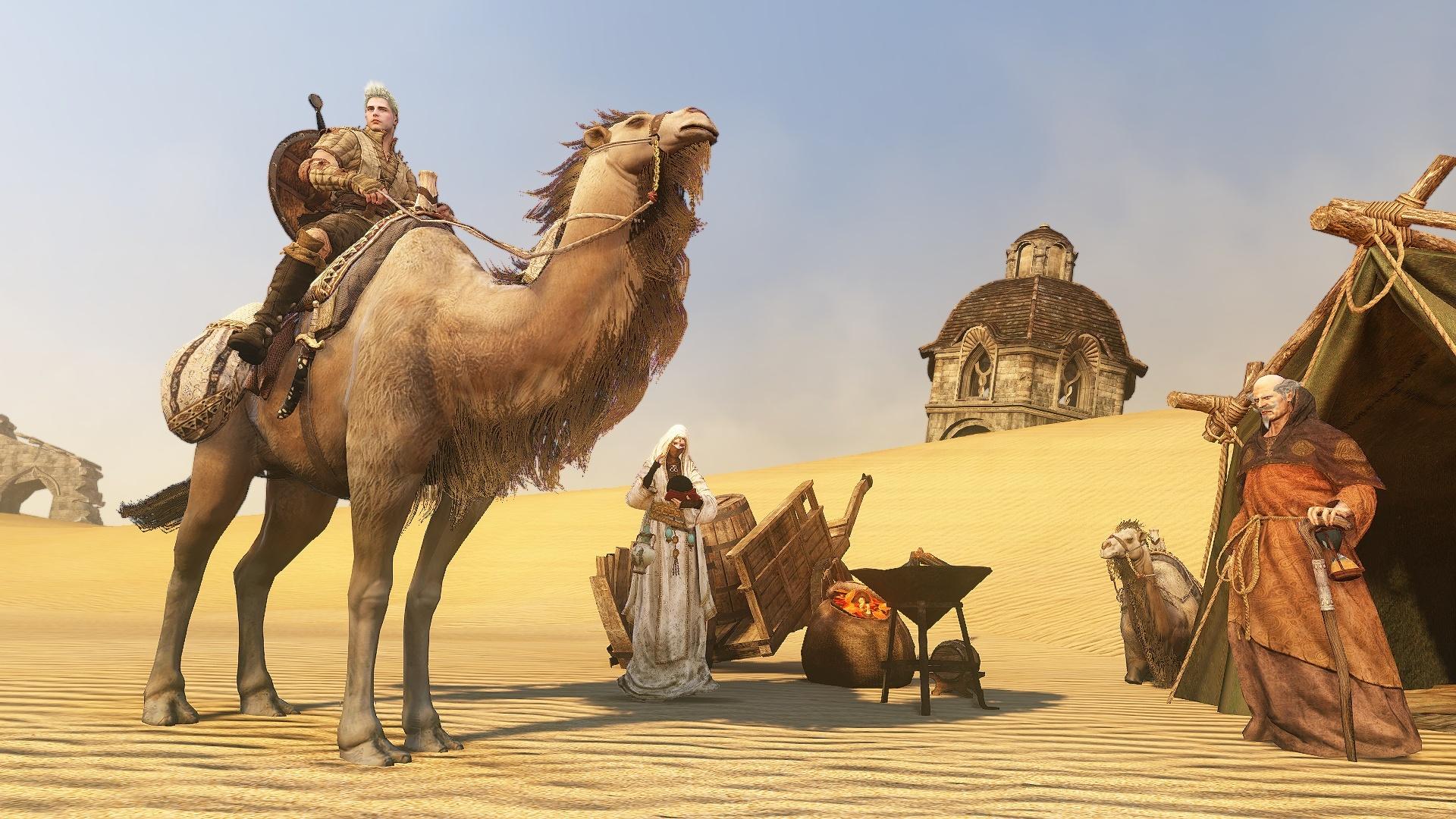 L Avenir De Black Desert Online