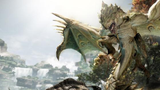 Monster Hunter World Rathian Millenium