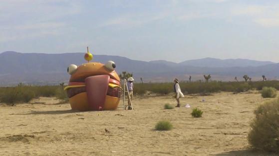 Fortnite  le gardien du hamburger dvoile un message