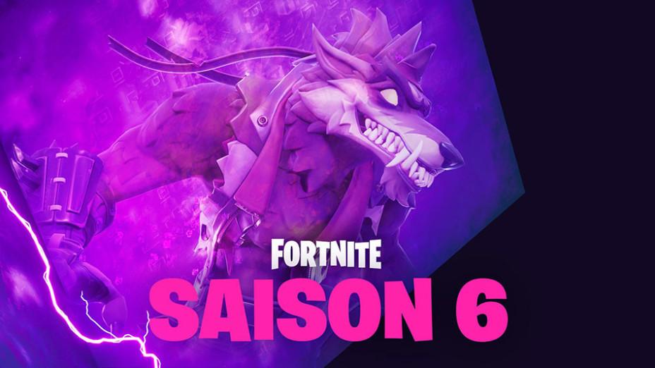 Fortnite La Troisime Image Dannonce De La Saison 6