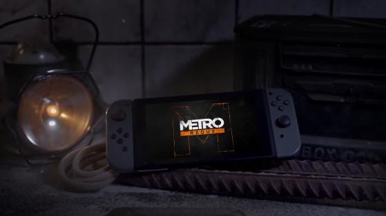 """Résultat de recherche d'images pour """"metro redux switch"""""""