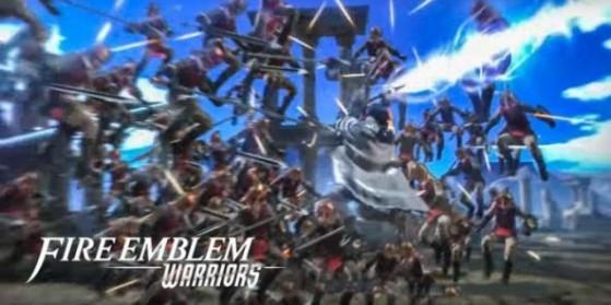 E3 2017 Fire Emblem Warriors Millenium