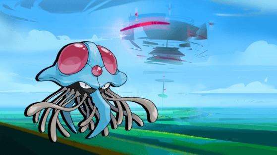 Tentacruel - Pokedex Pokemon GO - Millenium