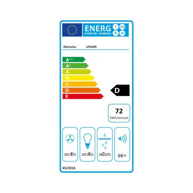 Image result for Electrolux LFC319x