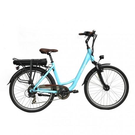Electric city bicycle for kids E-Bike 26122 Devron
