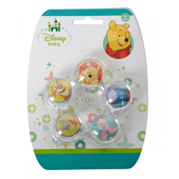 Winnie Pooh Theething Ring 109331000 - Teething Toys
