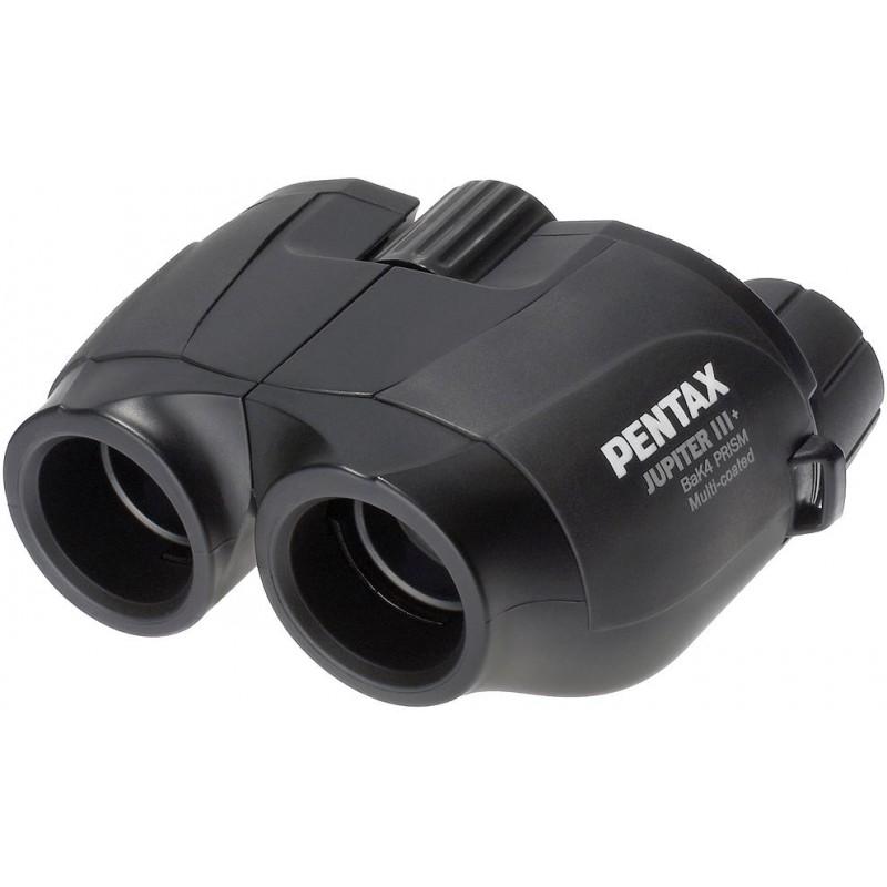 Pentax binoculars Jupiter III+ 8x22. black - Binoculars - Photopoint