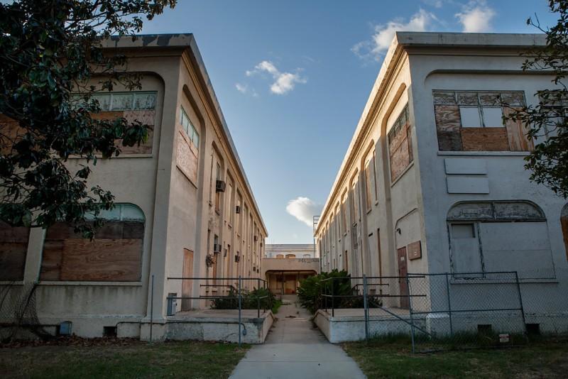 County Los Angeles Mental Hospital