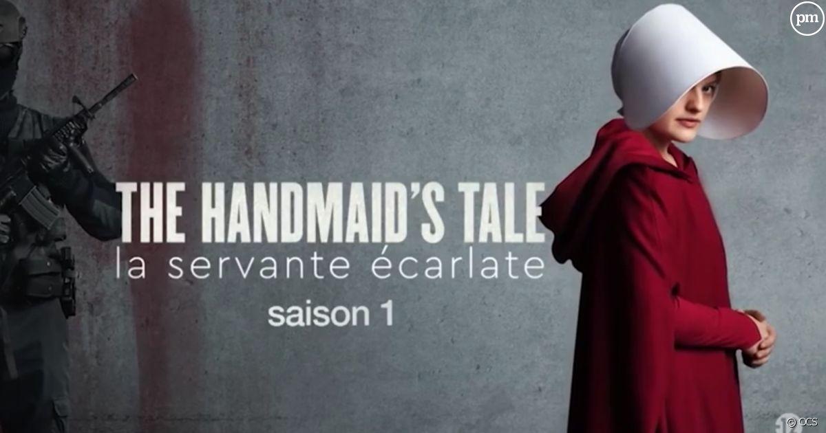 "The Handmaid's Tale : La servante écarlate"" arrive ce soir sur TF1 ..."