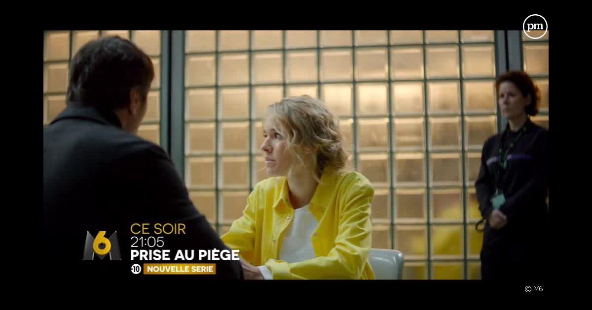 Prise Au Piege M6 Lance Sa Nouvelle Mini Serie Ce Soir Puremedias