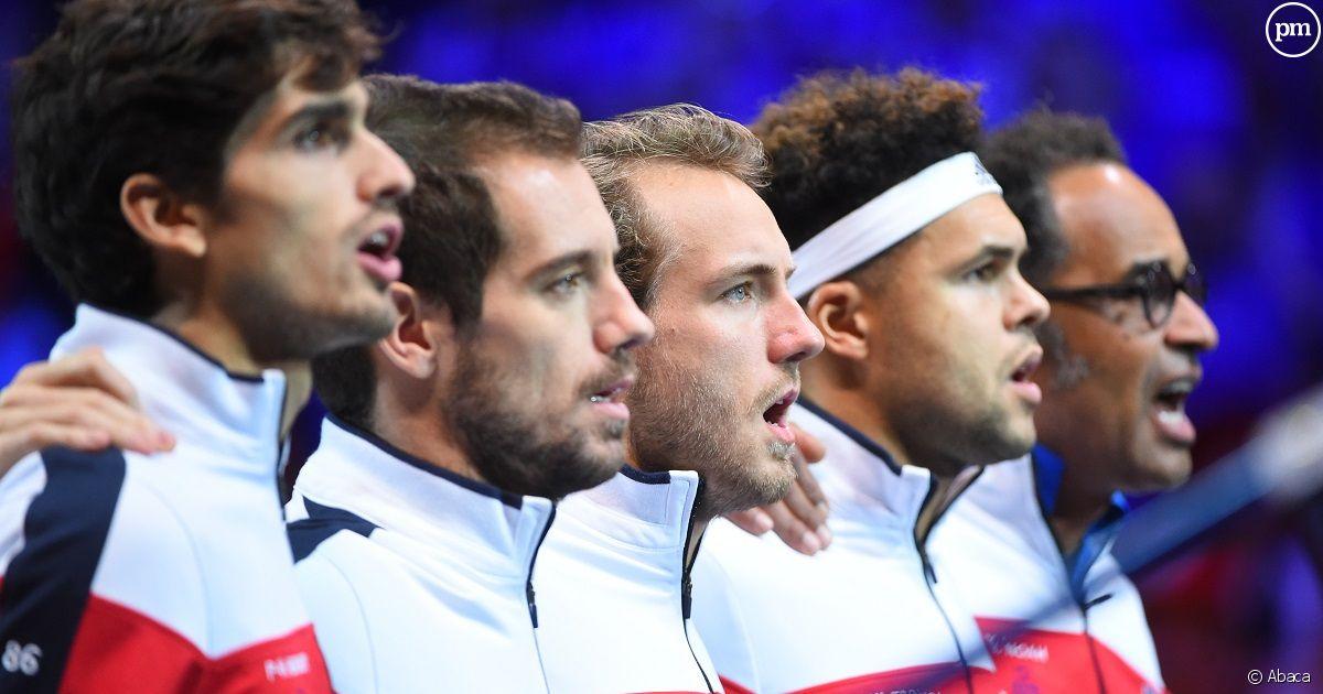 Audiences  La Coupe Davis Booste France 2 Puremedias