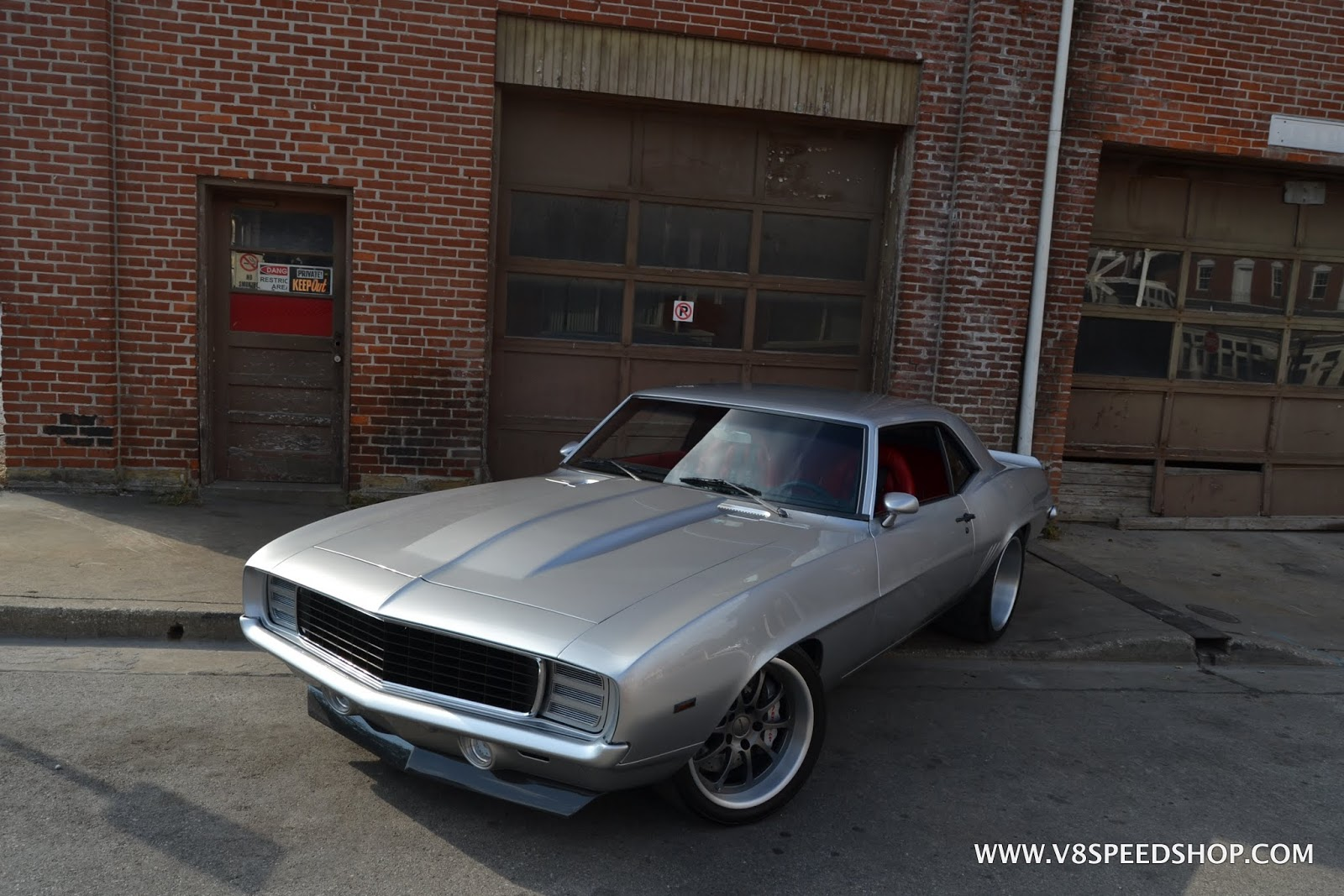 hight resolution of 1969 camaro transforms from big block to supercharged lt4 v8 at v8 speed resto shop