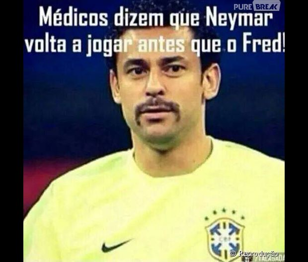 Neymar vai voltar a jogar antes do Fred!