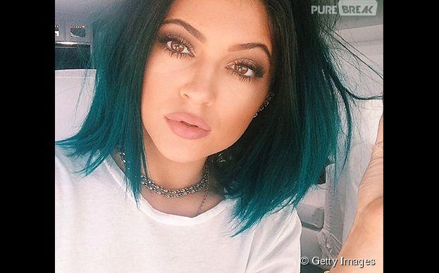 Kylie Jenner, Bruna Marquezine, Demi Lovato e mais: cabelo colorido é  tendência entre as famosas! - Purebreak