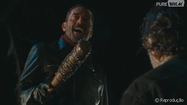 "Final ""The Walking Dead"": na 6ª temporada, Negan ameaça Rick e ..."