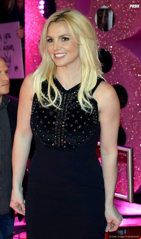Britney Spears Atualmente Se Apresenta Em Las Vegas Nos