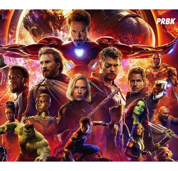 Avengers 3 - Infinity War : de nombreux super-héros morts. tués par Thanos ? - Purebreak