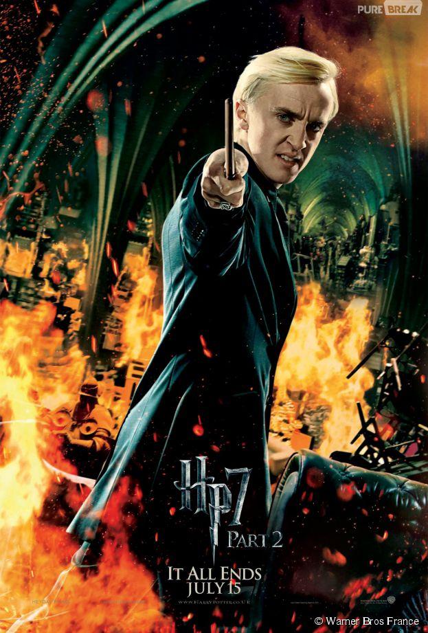 Harry Potter Drago Malefoy : harry, potter, drago, malefoy, Harry, Potter, Drago, Malefoy, Aurait, Finir, Gryffondor, Purebreak
