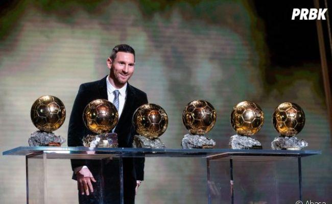 Lionel Messi Gagnant Du Ballon D Or 2019 Il Bat Son