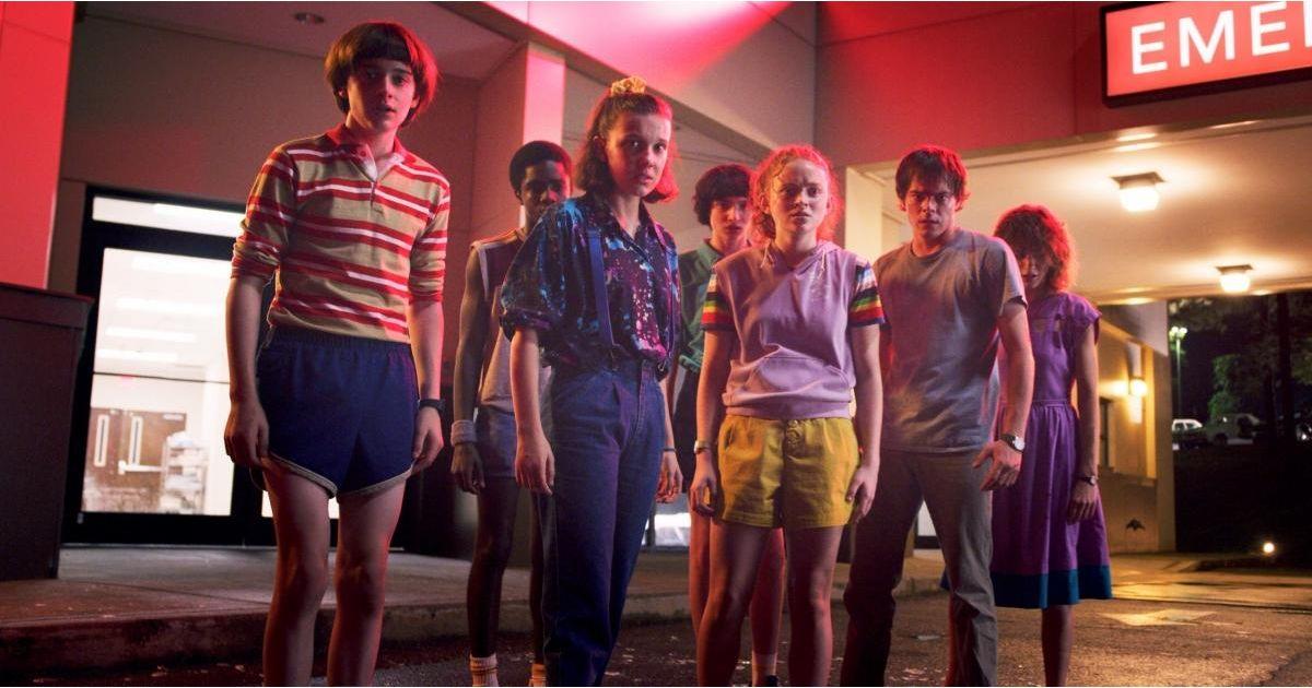 Stranger Things  Saison 4  Actu photos casting  Purebreak