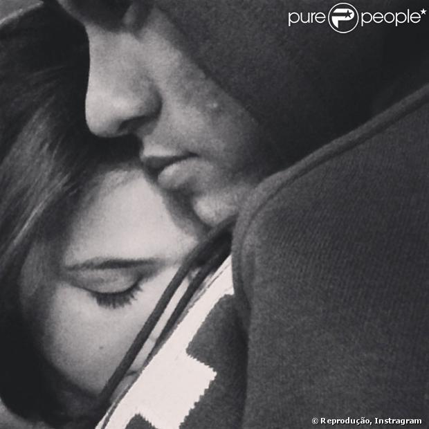 Neymar e Bruna Marquezine gostam de declarar o seu amor no Instagram