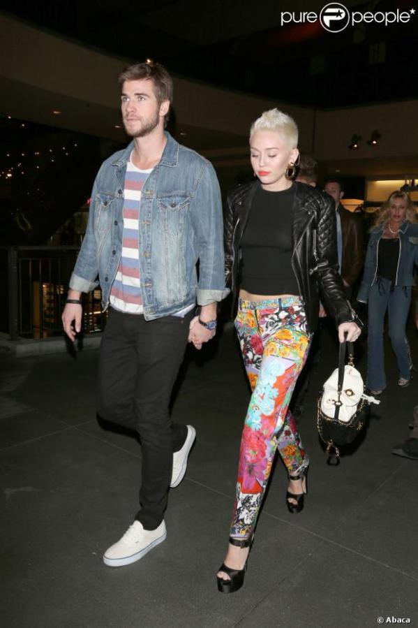 Miley Cyrus e Liam Hemsworth não se falam 39A vida sem ele