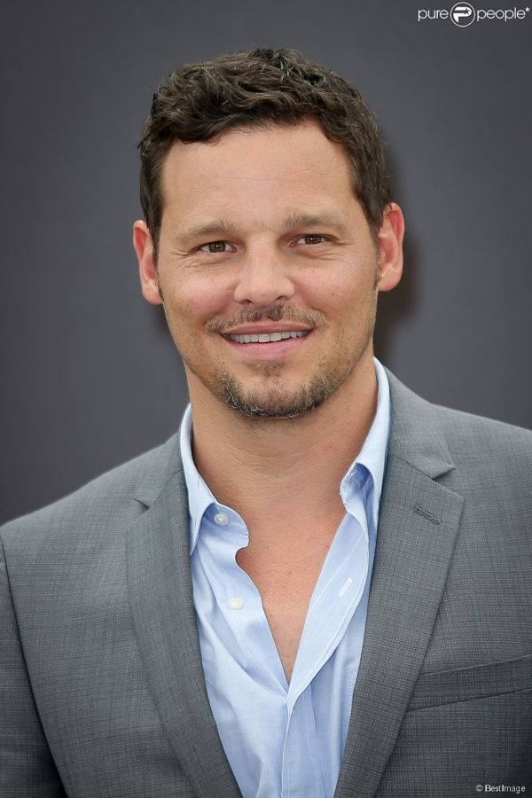 Justin Chambers Le Sexy Docteur Illumine Monte-carlo Au T De Nick Wechsler - Purepeople