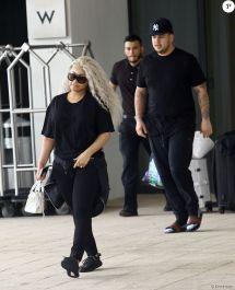 Blac Chyna Enceinte Son Fianc Rob Kardashian