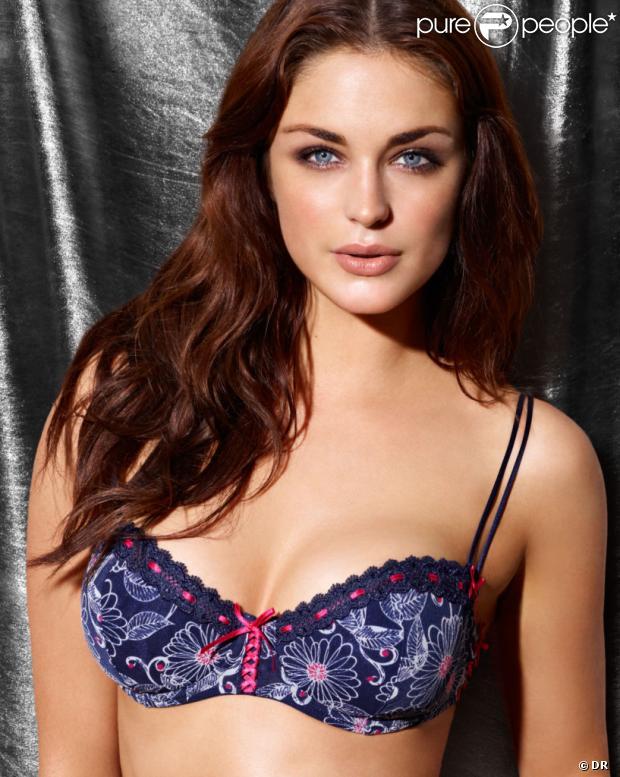 Lauren Budd; magnifique pour la nouvelle collection La Vie en Rose