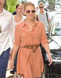 Kylie Minogue L'tel Martinez Cannes Le 20 Mai 2014