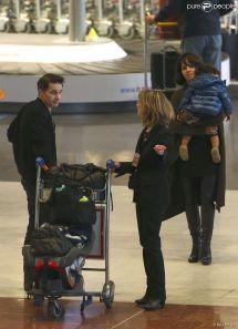Halle Berry Son Fils Mac L En Famille Paris