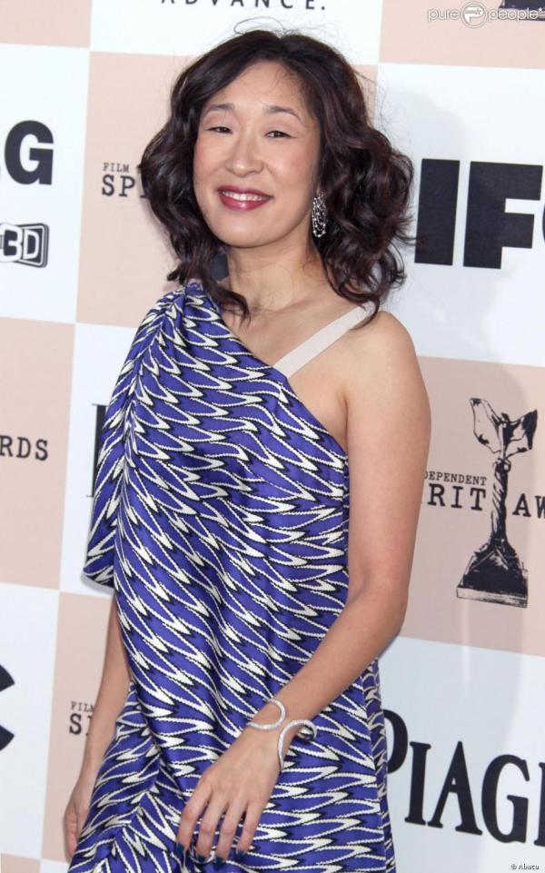 Sandra La Monie Des Film Independent Spirit