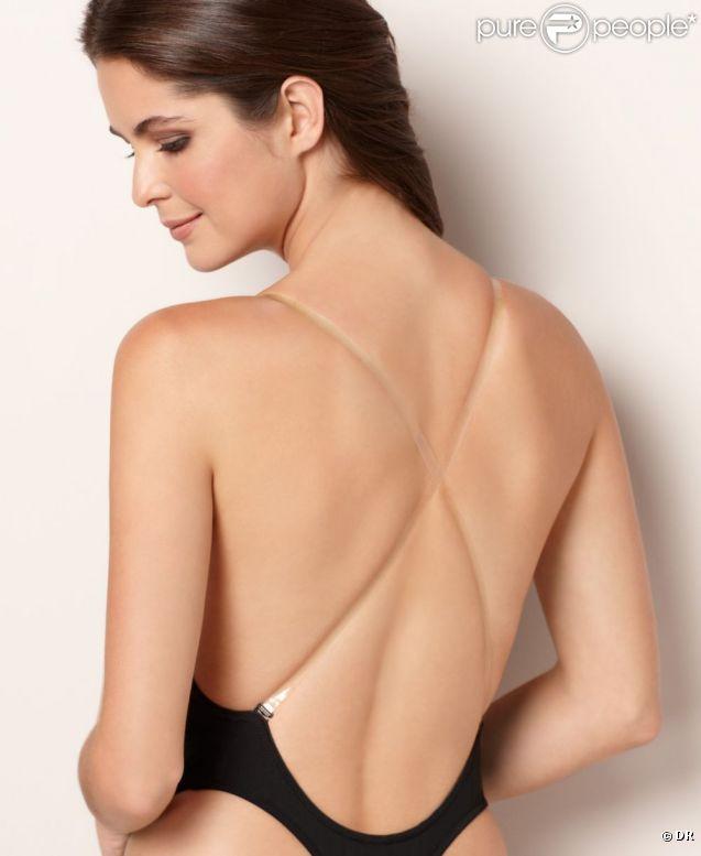 Priscila Monroe se dévoile pour la dernière campagne lingerie de Macy's