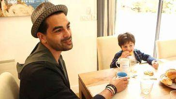 Christophe Licata papa : son fils Livio, 4 ans, est une vraie pile électrique !