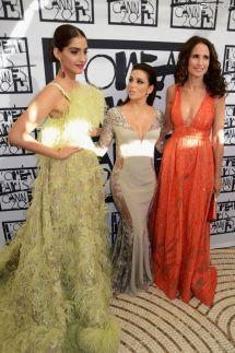 Eva Longoria Andie Macdowell L'al Girls Lumineuses