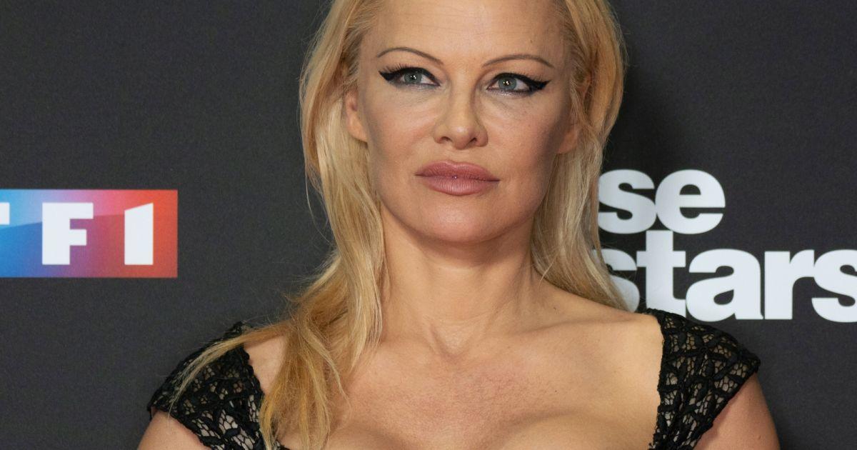 """Dals 9  Pamela Anderson  Ce Concurrent Au """"sourire"""