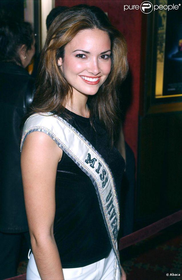 Miss Univers 2001, Denise Quiñones
