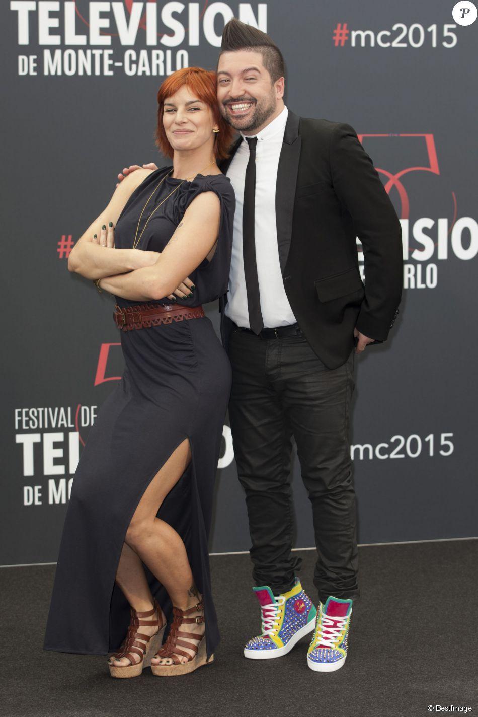 Fauve Hautot Et Son Bebe : fauve, hautot, Fauve, Hautot,, Chris, Marques, Photocall, Danse, Stars, Festival, Télévision, Monte-Carlo, Monaco., 2015., Purepeople
